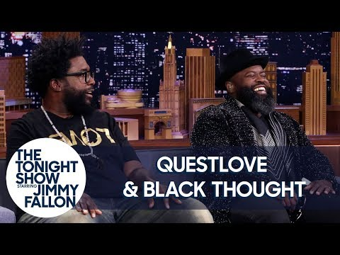 Questlove & Tariq 'Black Thought' Trotter on Songs That Shook America (Extended Interview)