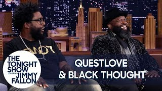 "Questlove & Tariq ""Black Thought"" Trotter on Songs That Shook America (Extended Interview)"