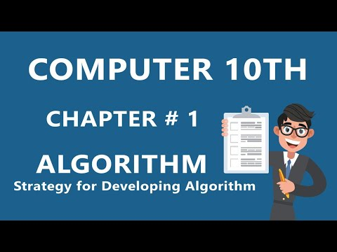 Algorithm |  Strategy for developing Algorithm in Hindi/Urdu