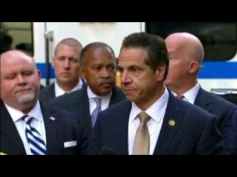 A device was sent to my office in Manhattan: Gov. Cuomo
