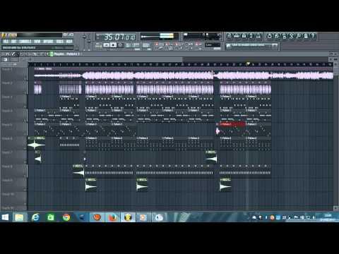 J Balvin - Ginza Instrumental (fl estudio remake)