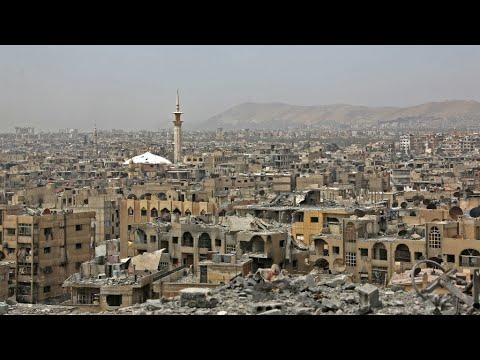 الجيش السوري يسيطر على دمشق ومحيطها بالكامل للمرة الأولى منذ ست سنوات  - نشر قبل 2 ساعة