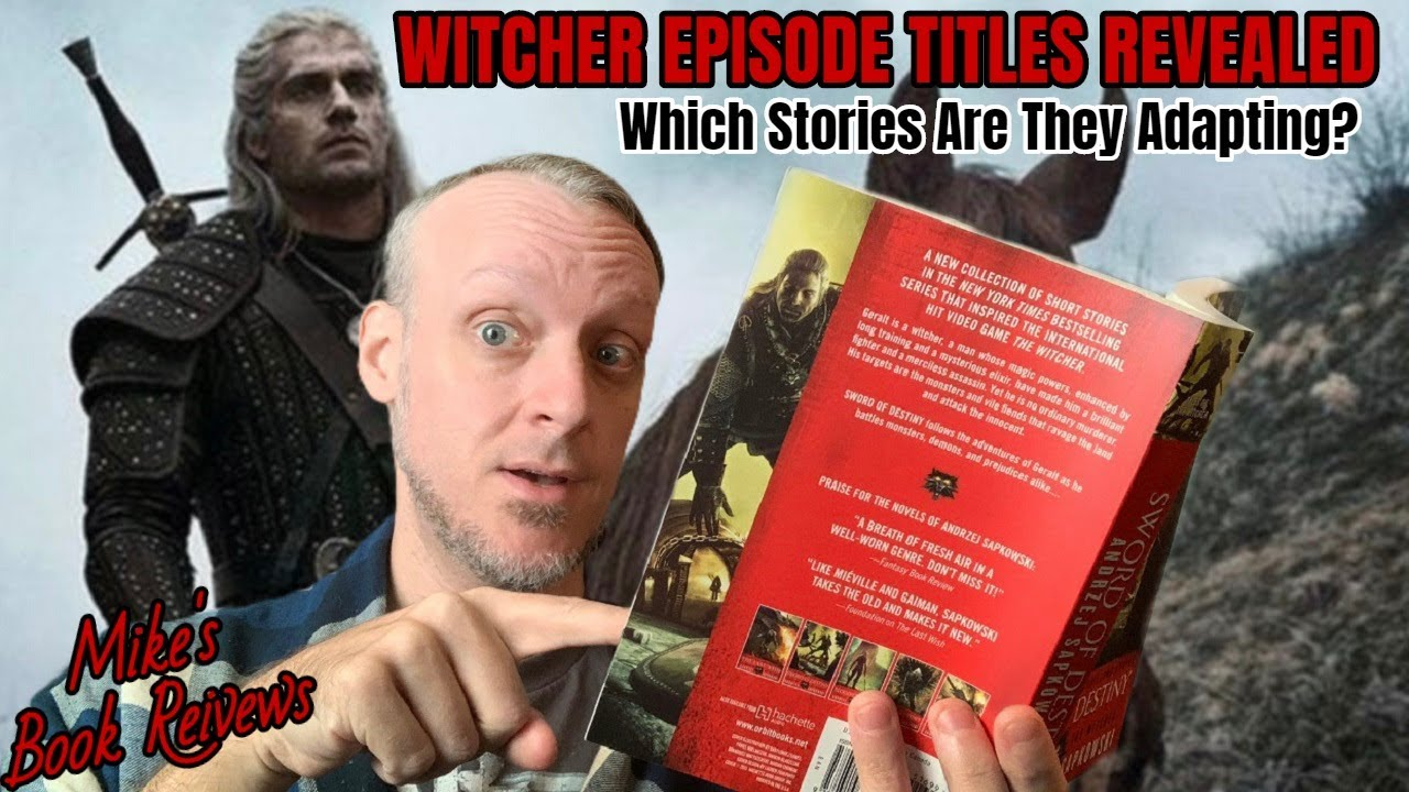 Witcher Episode Titles Revealed! Which Stories Are They Adapting? thumbnail