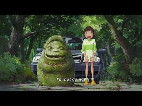 Spirited Away Official Trailer Youtube