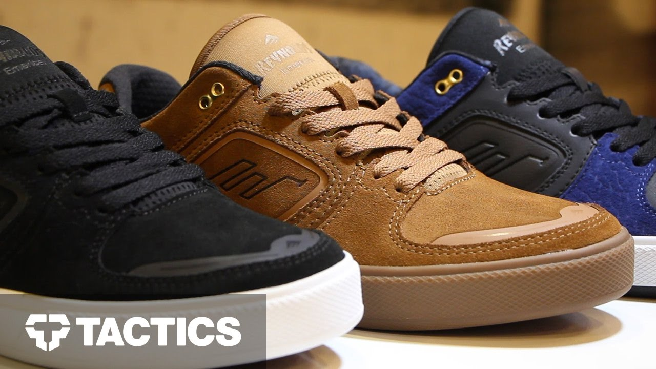 8eb598ceda0568 Emerica Reynolds G6 Skate Shoes Review with Designer Paul Kwon ...