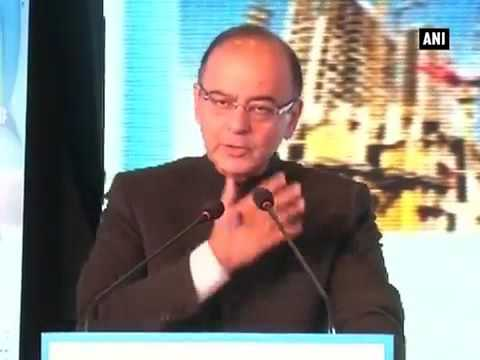 Finance Minister inaugurates India Investment Summit 2016
