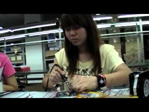 Chińskie-Allegro.pl | Chińska fabryka - składanie tabletów