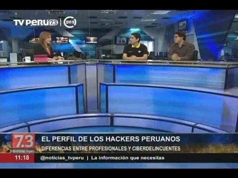Perfil de los hackers peruanos: diferencias entre profesionales y ciberdelincuentes