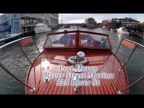 Blue Water Antique & Classic Boat show 2016