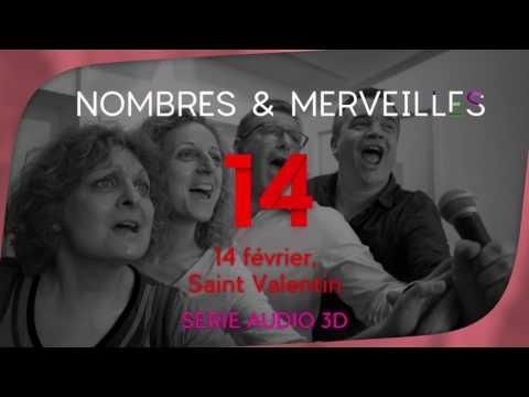 Vidéo Nombres et Merveilles est une série en son 3 D composée de sketchs ou merveilles sonores. Je suis Émilie.