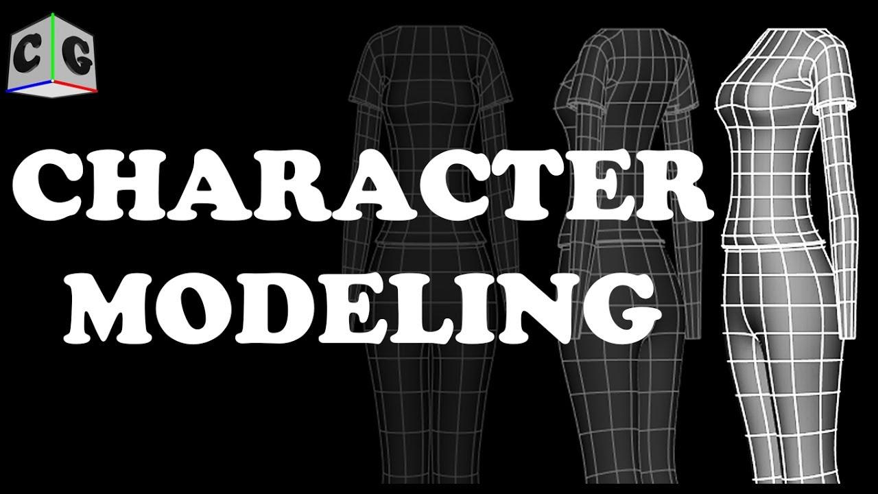 Maya Character Modeling Tutorials Pdf