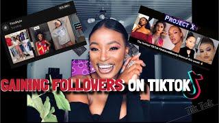 I'm Back+ TikTok Growth HACKS| Tiktok followers hack 2020 *South African YouTuber*