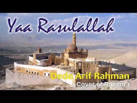 Ya Rasulallah   Dede Arif Rahman   Cover of Raihan