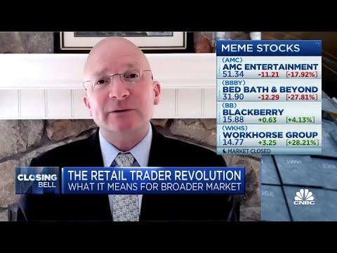 Meme Stocks: What Reddit Favorites AMC, BB, WKHS, CLOV and ...