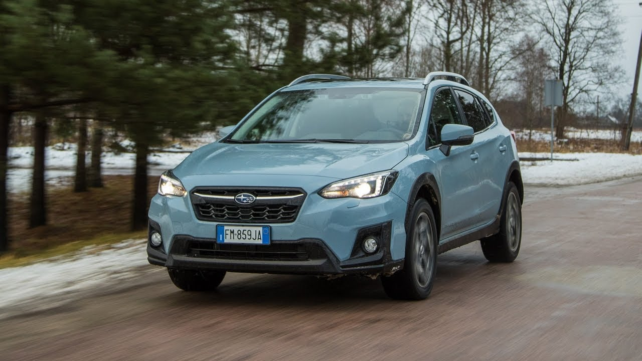2018 Subaru Xv Colors