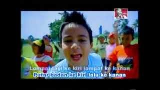 SKJ Lompat Kiri Kanan - Lagu Anak Umay