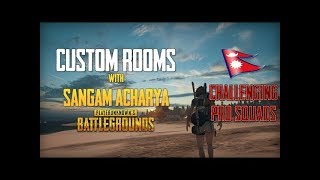 🔴 PUBG MOBILE | TORI GAMEPLAY AND CUSTOM ROOM 🏘️ | LIVE NEPAL🇳🇵