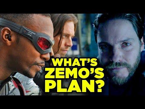 Falcon & Winter Soldier Plot Revealed! ZEMO'S RETURN Explained!