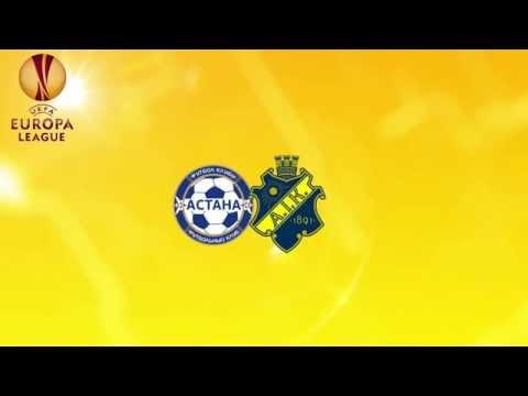 Guide Europa League: Astana