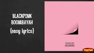 Download Lirik lagu bombayah blackpink Mp3