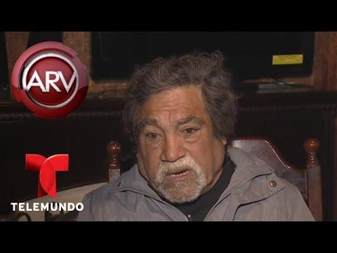 Enrique Castillo de Los Ángeles Negros habla de depresión | Al Rojo Vivo | Telemundo