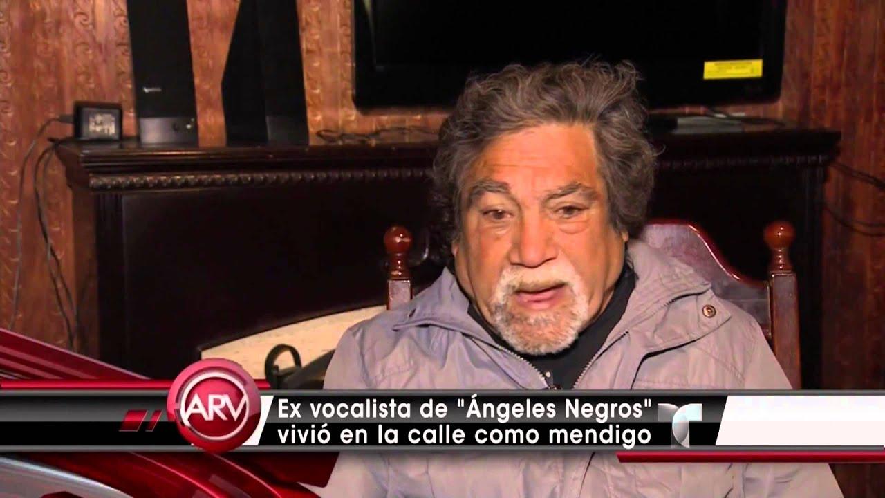 Enrique Castillo De Los Angeles Negros Habla De Depresion Al Rojo Vivo Telemundo Youtube