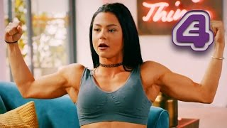 Skins' Katie Fitch (Megan Prescott) Needs A Body Builder Tan | Body Fixers