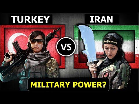 Turkey vs Iran Military Power Comparison 2020 | Global Analysis #army