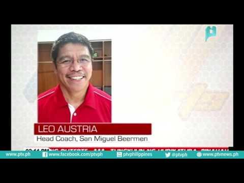 All Filipino lineup ng San Miguel Beermen, hindi naging problema