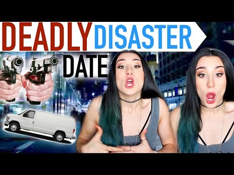 METH HEAD DEADLY DATE DISASTER | Story Time