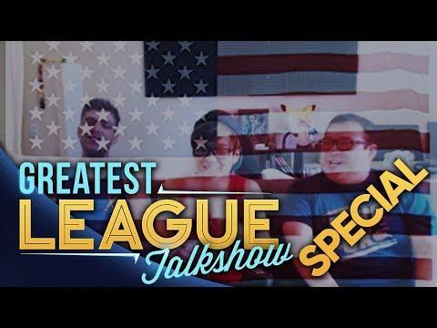 Greatest League Talkshow (GLT) - Drunk Special Episode