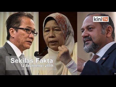 5G masih dalam ujian, Laporan Suhakam dibahas di parlimen, PPR dijenamasemula