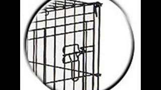 Midwest Starter Series Single Door Drop Pin Metal Dog Crate