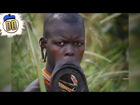 15 Isolated Tribes Cut Off From Modern Society