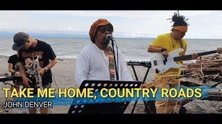 Take Me Home,Country Roads - John Denver | Kuerdas Reggae Version