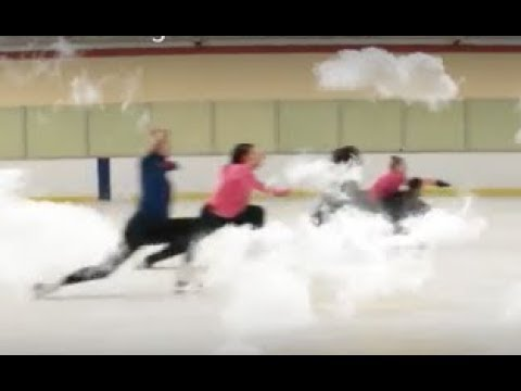 Totally Normal Things Ice Skaters Do