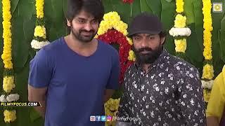 Naga Shaurya New Movie Launch | KP Rajendra, Kalyan Ram, Dil Raju