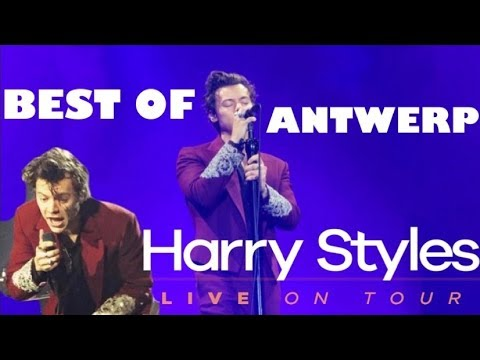 HARRY STYLES HIGHLIGHTS FROM THE ANTWERP SHOW 2018