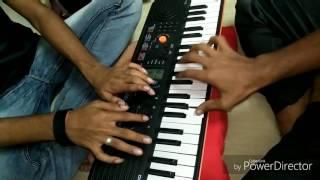 Mauli piano cover... - Lay bhari.