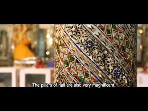 Kanch Mandir Indore (Part 1)