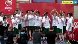 Finał MMP U-18: BSF Bochnia - Rekord Bielsko-Biała 2:6