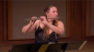 09 Antonina Stycen- Itinerant for solo flute, T. Takamitsu