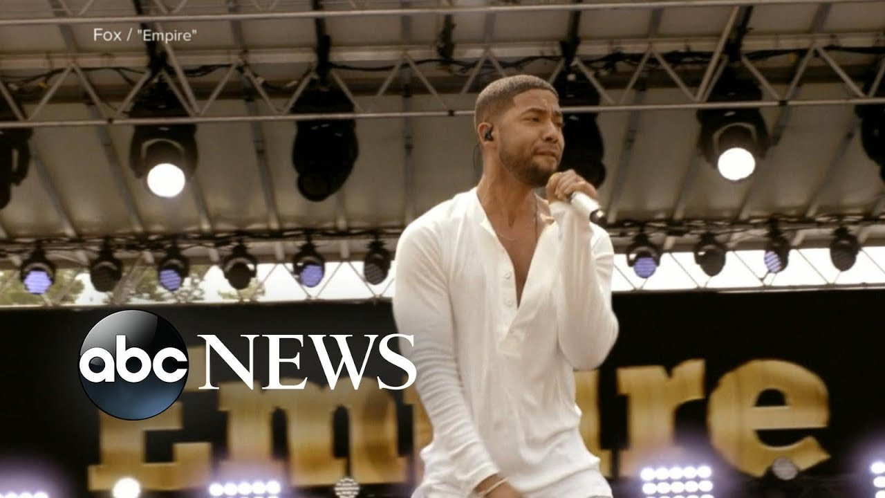 Jussie Smollett's character to be removed from 'Empire'