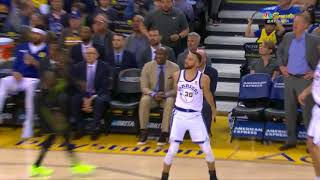 Warriors Sound: Kerr Reacts to Curry's Injury
