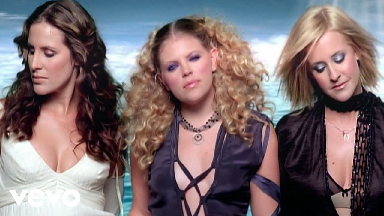 Dixie Chicks Landslide Video Youtube