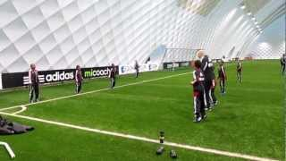 AFC Ajax Academy U8 S&C Training