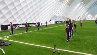 AFC Ajax Academy U8 S&C Training