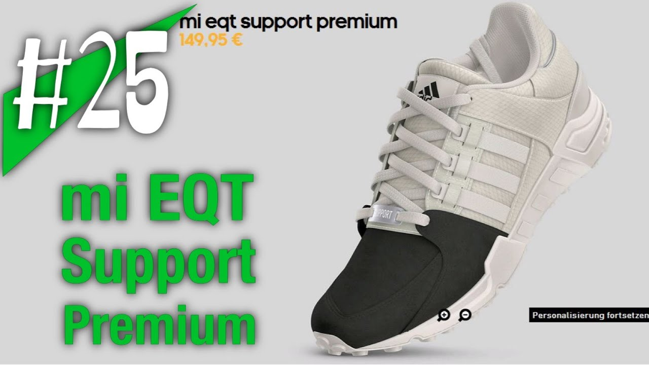 f73f13031a57 ... uk 25 adidas mi eqt support premium equipment customization design  sneakerkult youtube 992f4 1e3da ...