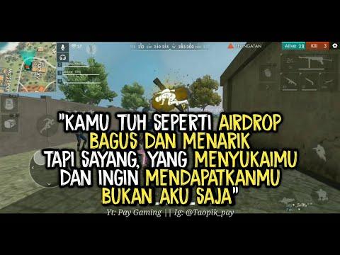 KUMPULAN Quotes Free Fire • Kata Kata Free Fire Buat Story WA Keren!!