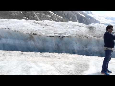 On the Athabaskan Glacier
